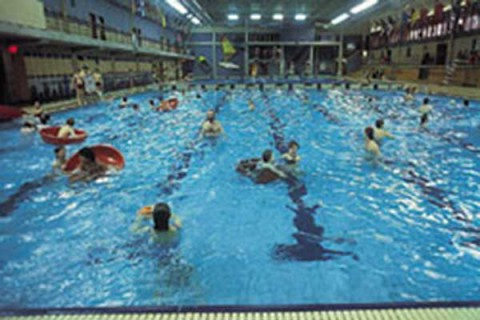 Canada Game Aquatic Centre
