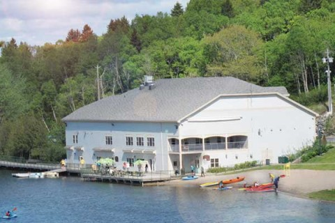 Lily Lake Pavilion