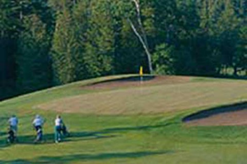Rockwood Park Golf Course